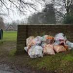 GemeenteBelangen benadrukt zorgen over plastic afval