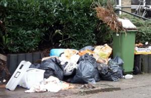 """Wethouder: """"afvalbeleid nader toelichten aan overtreders"""""""