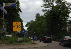 Werkzaamheden N225: GB stelt vragen over verkeersveiligheid Renkum/Heelsum