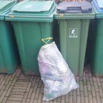 Succesvol afvalbeleid wordt de nek omgedraaid